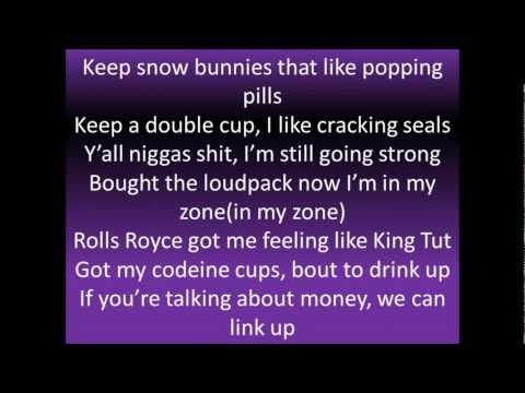 Juicy J ft. The Weeknd One Of Those Nights Lyrics