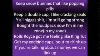 Juicy J ft. The Weeknd One Of Those Nights Lyrics