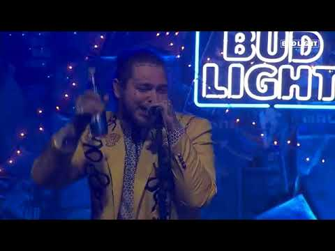 Bud Light Dive Bar Tour with Post Malone - Nashville