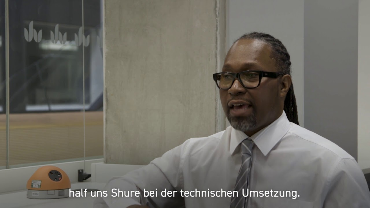Shure Case Study - Shure System bietet innovative Lernumgebung an der University of Bedfordshire
