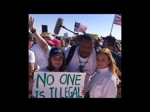 Sia At The Families Belong Together Rally (Tornillo, Texas - 24-06-2018)