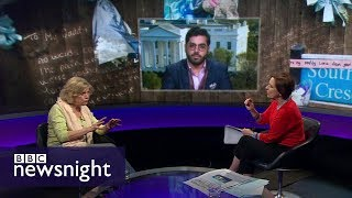 Is the Hither Green burglar tribute offensive? - BBC Newsnight