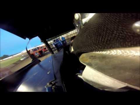 Upper Iowa Speedway #19 Matt Dugan (Roll-over)