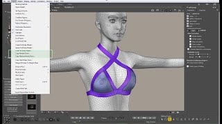 Editing morphs in place in Poser 11