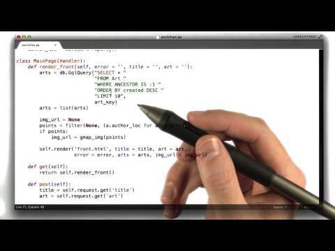 Optimizing Queries - Web Development