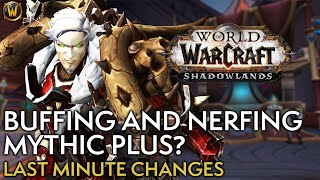 How Blizzard's Sort Of Listening - Mythic Plus 9.0.5 Changes Explained - Warcraft Weekly