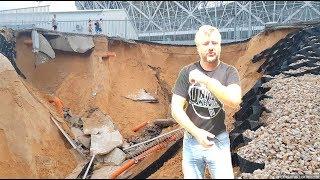 Волгоград утонувший стадион