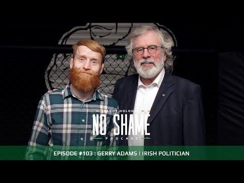 Gerry Adams | Irish Republican Leader | Sinn Féin Politician