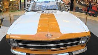 Опель Кадетт Б 1972 Opel Kadett B 2-Door Limousine