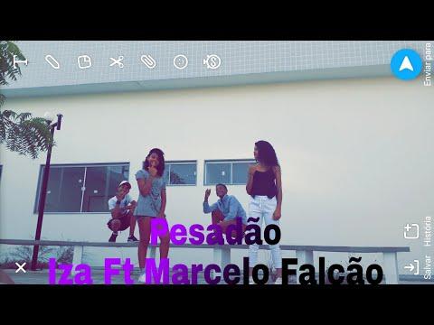 Pesadão-Iza Part. Marcelo Falcão-GruvyDance