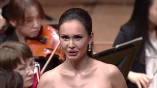 """[화희오페라단]제2회 평화음악회 """"아리랑"""" - Casta Diva  by Aida Garifullina"""