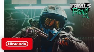 Trials Rising: Biggest Trials Ever - Launch Trailer - Nintendo Switch