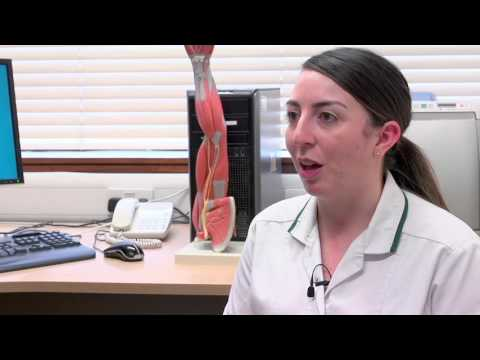 Being an Occupational Therapist and a Researcher: Victoria's story