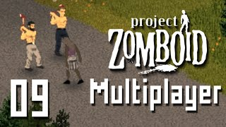 Project Zomboid Multiplayer | S03 E09 | Farming
