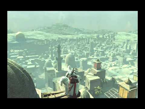 Assassin's Creed - Flight Through Jerusalem Extended