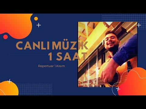 CANLI MÜZİK SAHNE & REPERTUAR  ( 1 SAAT ) Hasan KARABULUT