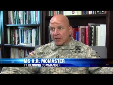 Exclusive Interview MG H.R. McMaster  Part 2