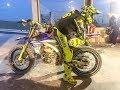 Valentino Rossi Best Skill Motocross 2017