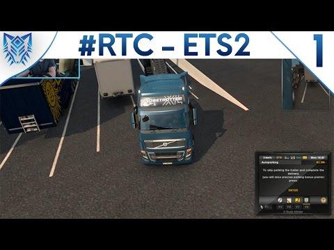 #RTC   Euro Truck Simulator 2   Episode 1   Promods