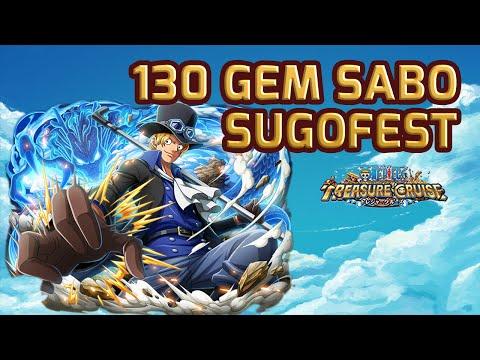hack one piece treasure cruise - 130 Gems Cotton Candy Sugofest! [One Piece Treasure Cruise]