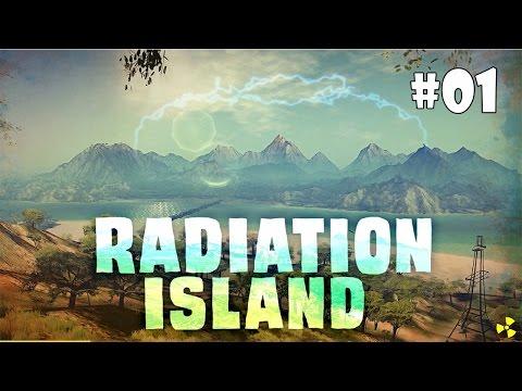 Radiation Island - Неудавшийся эксперимент