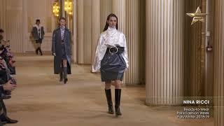 NINA RICCI Paris Fashion Week Fall/Winter 2018-19