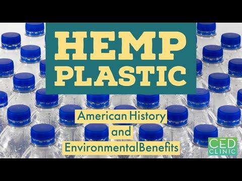 Hemp Plastic [American History and Environmental Benefits]