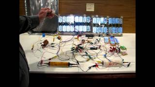 Double Amazing Joule Thief Circuit Follow-up