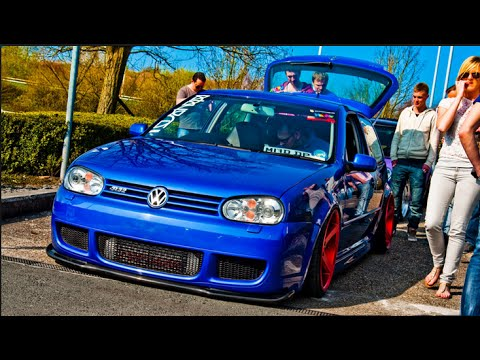 VW Golf Mk4 R32 & R36 2017 - Sound Compilation |HD| 2016