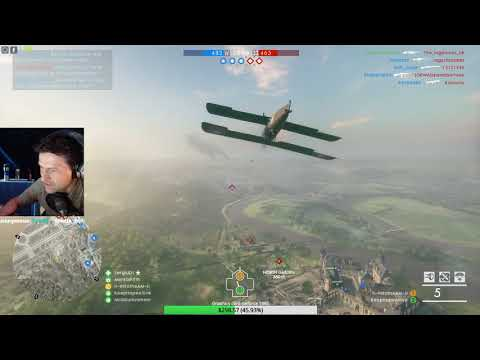Battlefield 1 - 53-0 | Tank hunter pawning on Ballroom Blitz