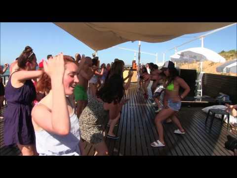Zumba Show - Marcelo Jordao - Kilyos Burc Beach Latin Parti - 23.07.2017