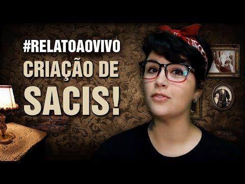 SABADÃO DE RELATOS SHOW DE BOLA! Criação de Sacis #RelatoAoVivo 177