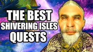 The 5 Best Shivering Isles Quests Of All Time