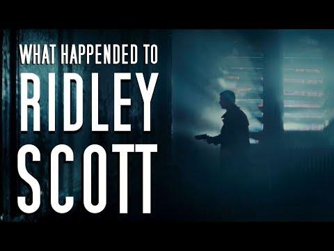 The Strange Evolution Of Ridley Scott