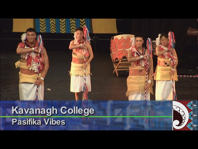 Kavanagh College - Pasifika Vibes. Polyfest 2018
