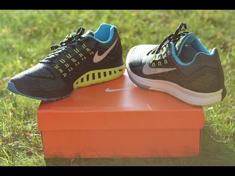 7241dfa859ca4c ... Nike Air Zoom Structure 18 UNBOXING - 4K ...