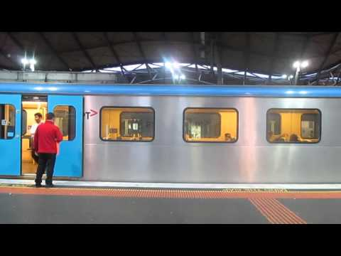 Melbourne St Arnaud Sydney Grafton by train and bus. John Coyle video.