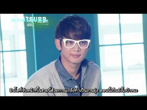 [Whatsubb Thaisub] 120825  Entertainment Weekly - SHINee's Minho cut