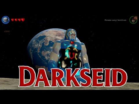 LEGO Batman 3: Beyond Gotham - Darkseid Free Roam Gameplay ...