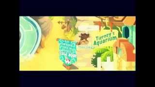 Livro de Viagem - Areias de Cristal - Animal Jam