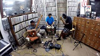 Raga Jhinjhoti. Sitar World Beat, Jazz, Fusion Music. Ashwin Batish Live KFJC FM Radio