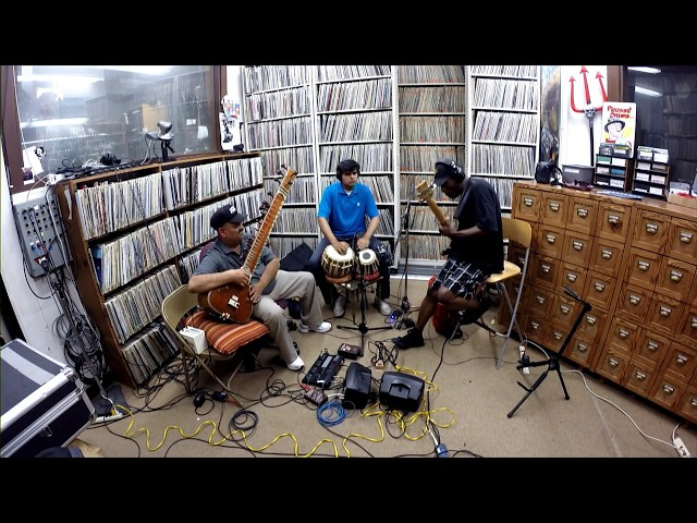 Ashwin Batish and Sitar Power at 89.7 FM KFJC Radio