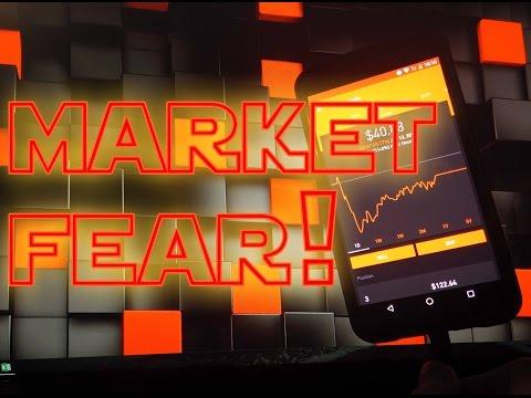 Robinhood APP – MAKE MONEY off Investor and Stock Market FEAR!