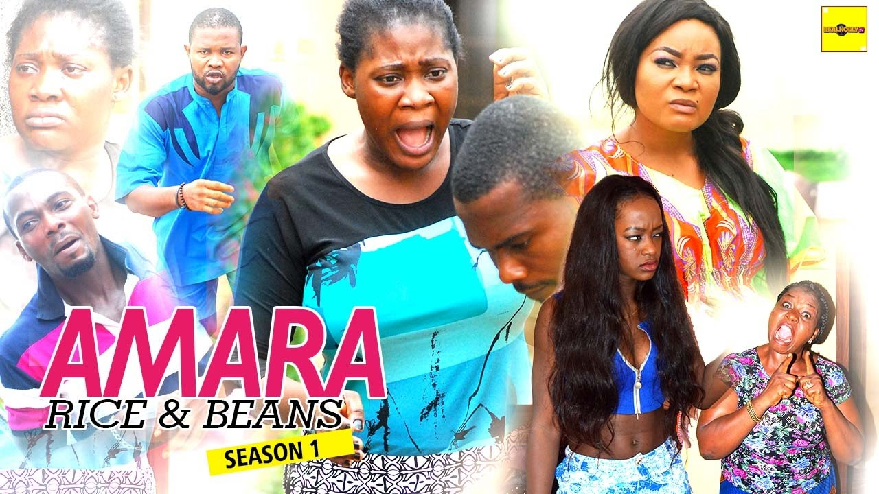 Download 2016 Latest Nigerian Nollywood Movies - Amara Rice And Beans 1