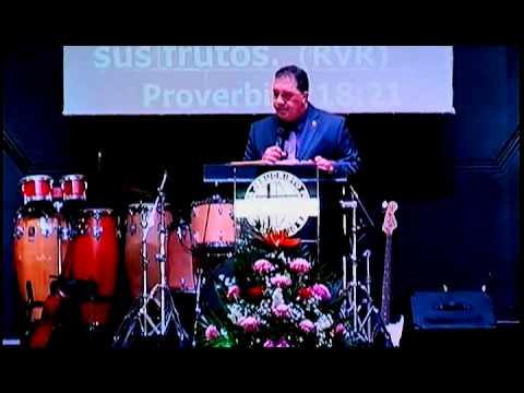 Apostol Pedro Contreras en Jesucristo Fuente de amor Tijuana