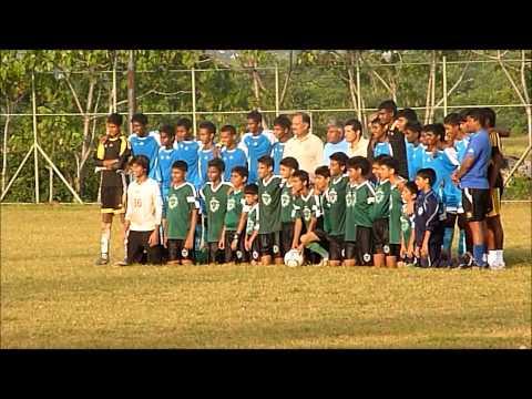 Thurstan VISWA with Srilanka School and Pakistan School