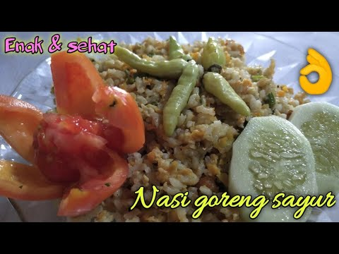 resep-nasi-goreng-sayur