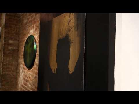 """Richard Hambleton """"Shadows and Blood"""" at DORIAN GREY"""