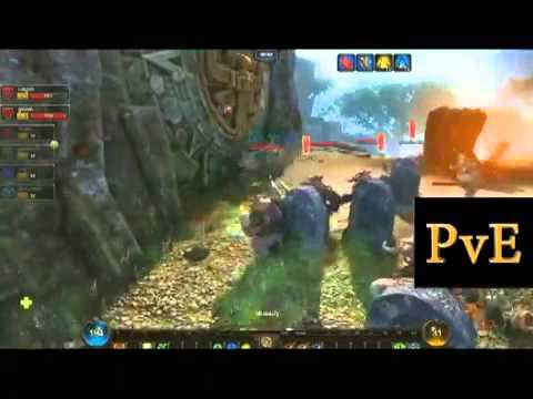 видео: panzar трейлер pve