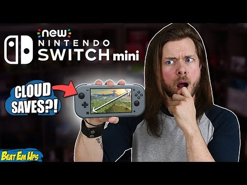 A NEW Nintendo Switch Mini Is Not A TERRIBLE Idea.